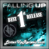 Falling Up's 'Crashings' - Best First Release Award Winner