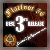 Flatfoot 56's 'Knuckles Up' - Best Third Release Award Winner