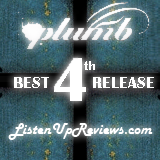 Plumb's 'Chaotic Resolve' - A Best Fourth Release Award Winner