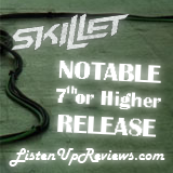 Skillet's 'Comatose' - A Notable 7th-or-Higher Release Award Winner