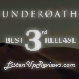 Underoath's 'Define The Great Line' - A Best Third Release Award Winner