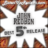 John Reuben's 'Word of Mouth' - Best Fifth Release Award Winner