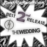 The Wedding's 'Polarity' - Best Second Release Award Winner