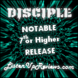 Disciple's 'Horseshoes & Handgrenades' - Notable 7th-Or-Higher Release Award Winner