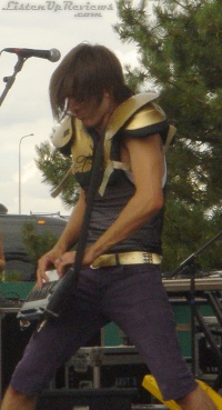 Family Force 5 - Nathan 'Nadaddy' Currin