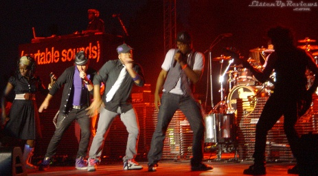 tobyMac and the Diverse City Band