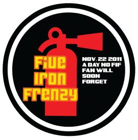 Five Iron Frenzy Returns!