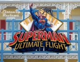 Superman: Ultimate Flight